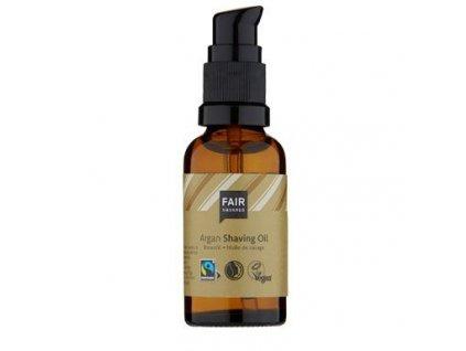Fair Sqaured Olej na holení pro muže (30 ml) - s arganovým olejem