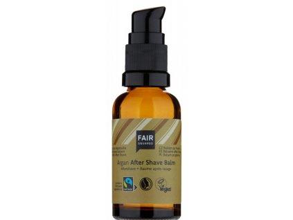 Fair Sqaured Balzám po holení pro muže (30 ml) - s arganovým olejem