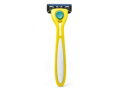 Preserve Holicí strojek Shave 5 (vč. 1 hlavice) - heřmánkově žlutý