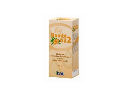 Joalis Bambi Oil 2 150 ml