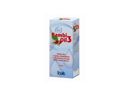 Joalis Bambi Oil 3 150 ml