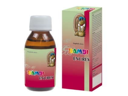 Joalis Bambi Enurex - 100 ml - močové cesty