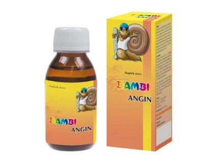 Joalis Bambi Angin - angíny 100ml
