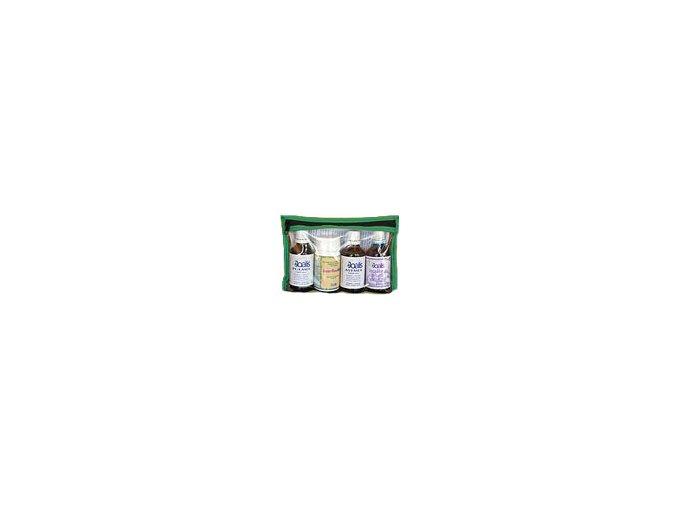 Joalis detoxikační balíček Kůže - 4 x 50 ml  Pro registrované věrnostní slevy , speciální ceny