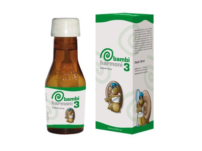 Joalis BambiHarmoni 3 - 100 ml