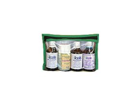 Joalis detoxikační balíček Únava - 4 x 50 ml