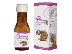 Joalis BambiHarmoni 5 - imunitní systém 100 ml