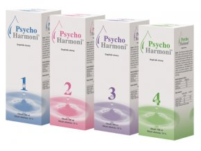 Joalis Psychoharmoni Set 4x 100 ml  Pro registrované věrnostní slevy , speciální ceny