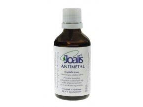Joalis Antimetal Hg - rtuť 50 ml  Pro registrované věrnostní slevy , speciální ceny