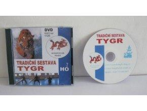 DVD - sestava tygr - Jan Doskočil