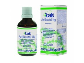Joalis Antimetal Hg - rtuť 50 ml