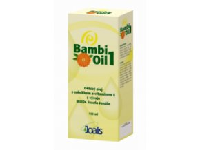 Joalis Bambi Oil 1 150 ml