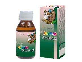 Joalis Bambi Symbiflor - střevní mikroflora 100 ml