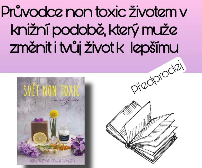 Kniha svět non toxic