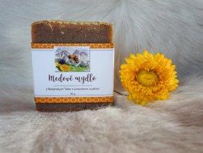 U šťastné včely medové mýdlo s propolisem a pylem