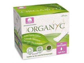 organyc menstrua n vlo ky z biobavlny slipov slab 24ks