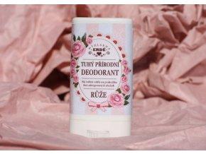 tuhý přírodní deodorant