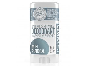 Deostick deoguard charcoal 5000x