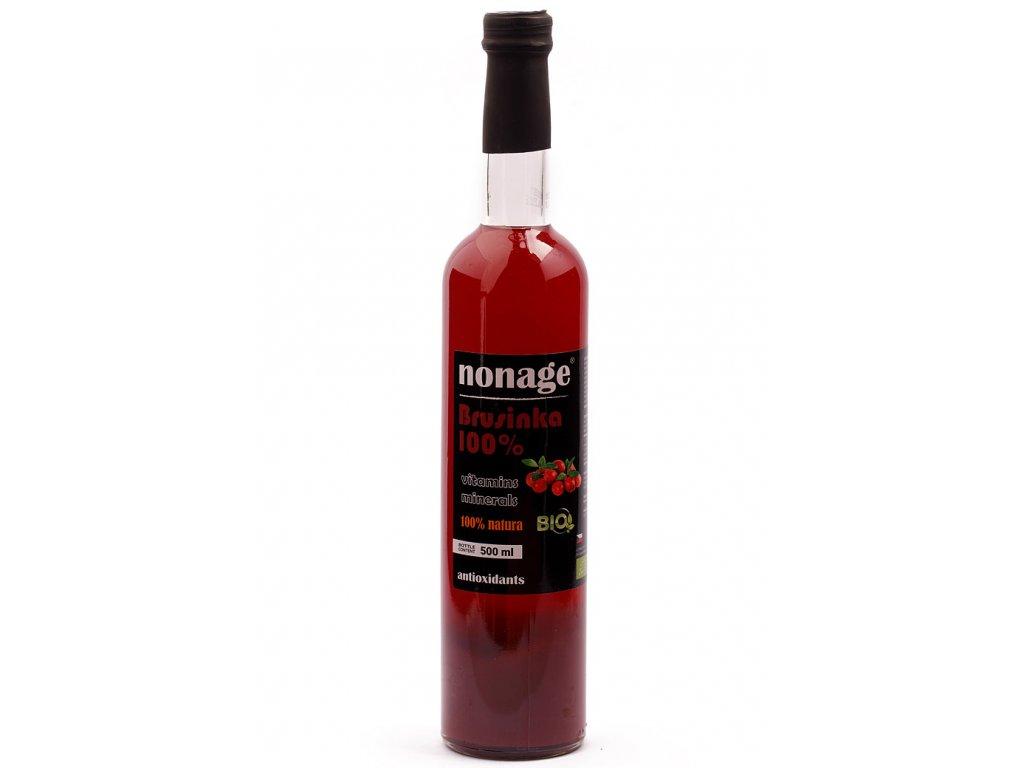 48 1 juice brusinka premium bio 500ml