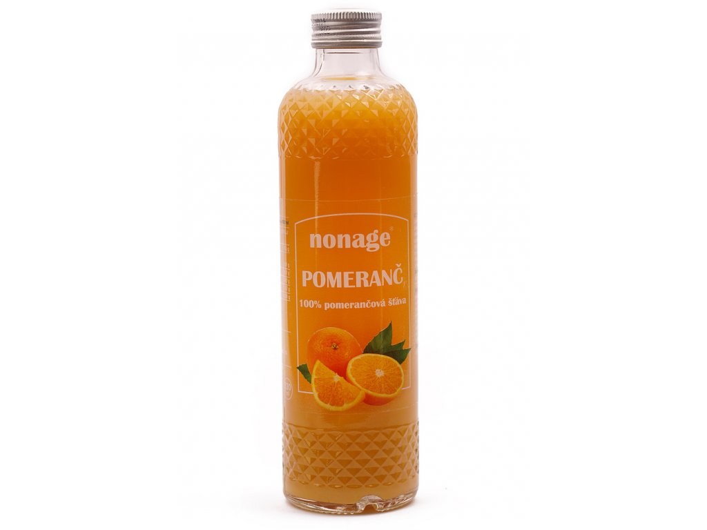 120 juice pomeranc 330ml