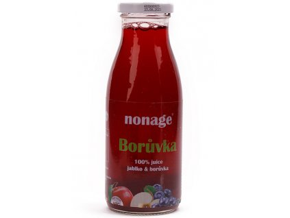 99 juice boruvka jablko bio 250ml