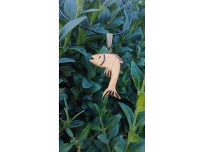 Přívěsek podle znamení zvěrokruhu ryby