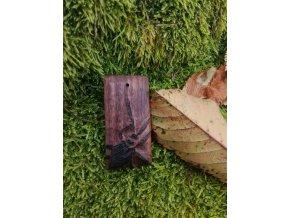 Dřevěný přívěsek šváb  DŘEVĚNÉ ŠPERKY | PŘÍRODĚ NA DOSAH