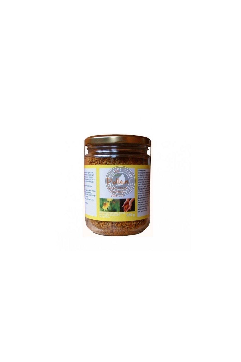 Včelí peľ - 230 g