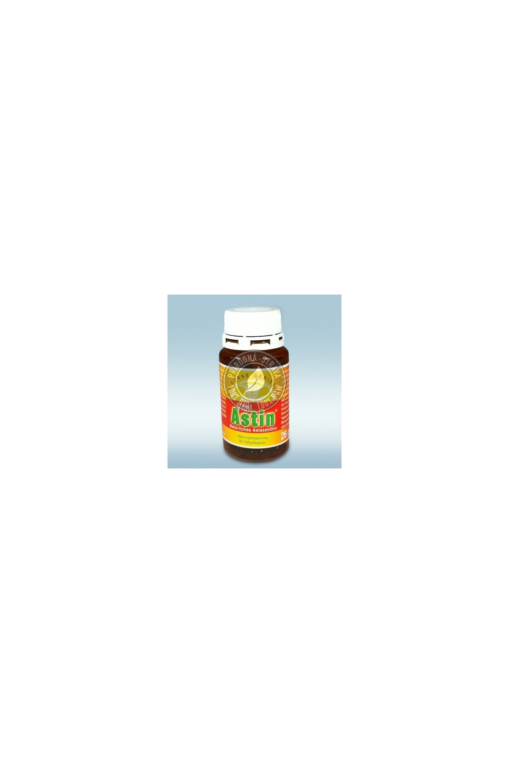 VitalAstin Astaxanthin - 30 kapsúl