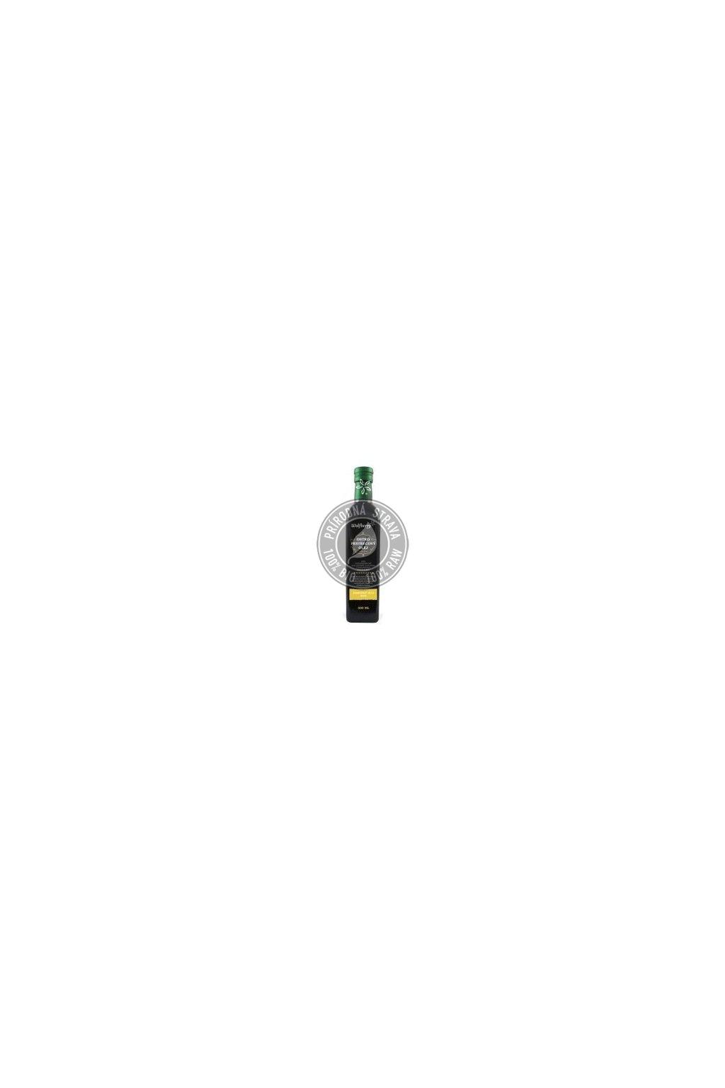 Olej z ostropestreca mariánskeho - 500 ml
