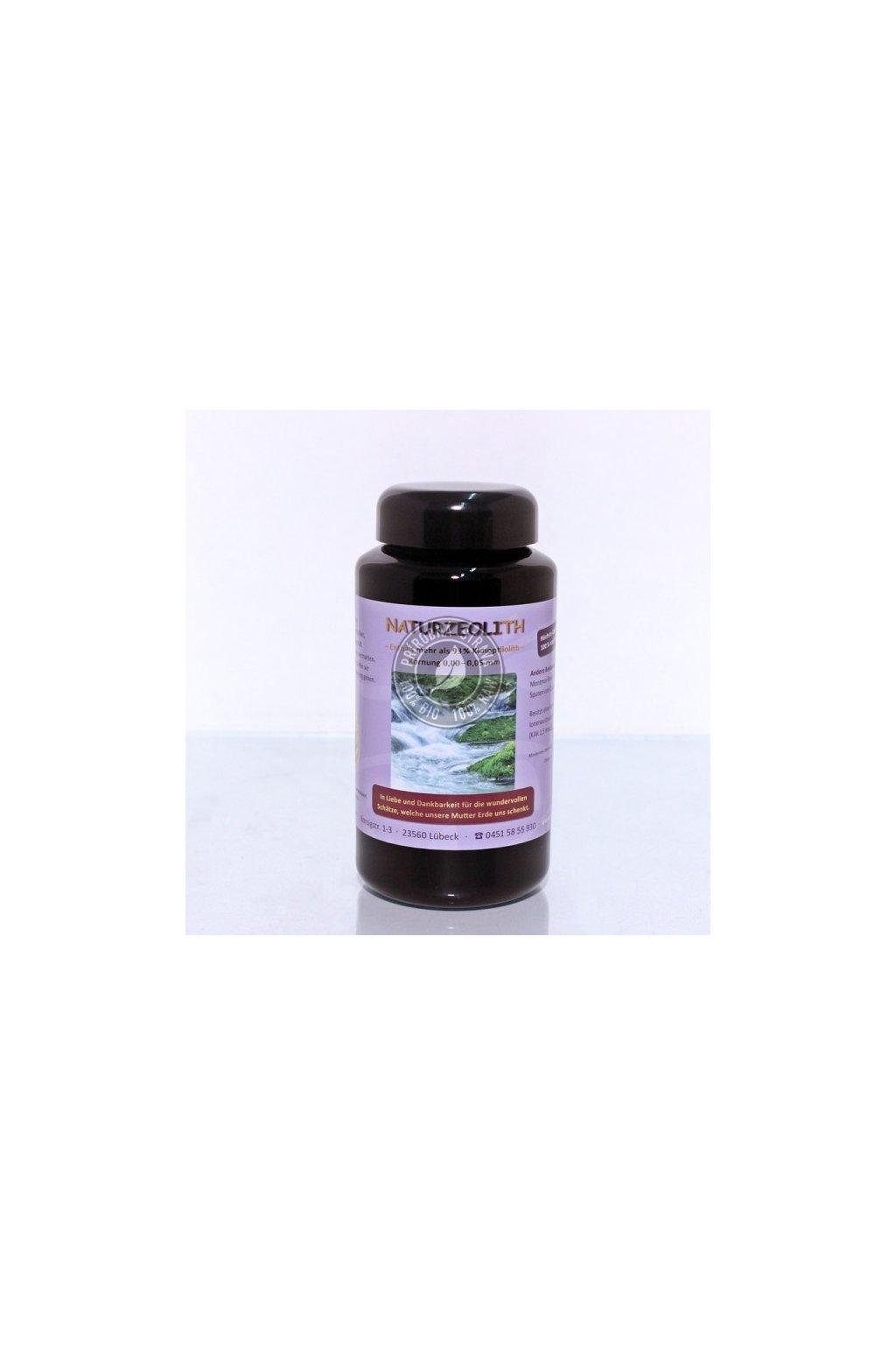 Zeolit klinoptilolit - prášok 250g