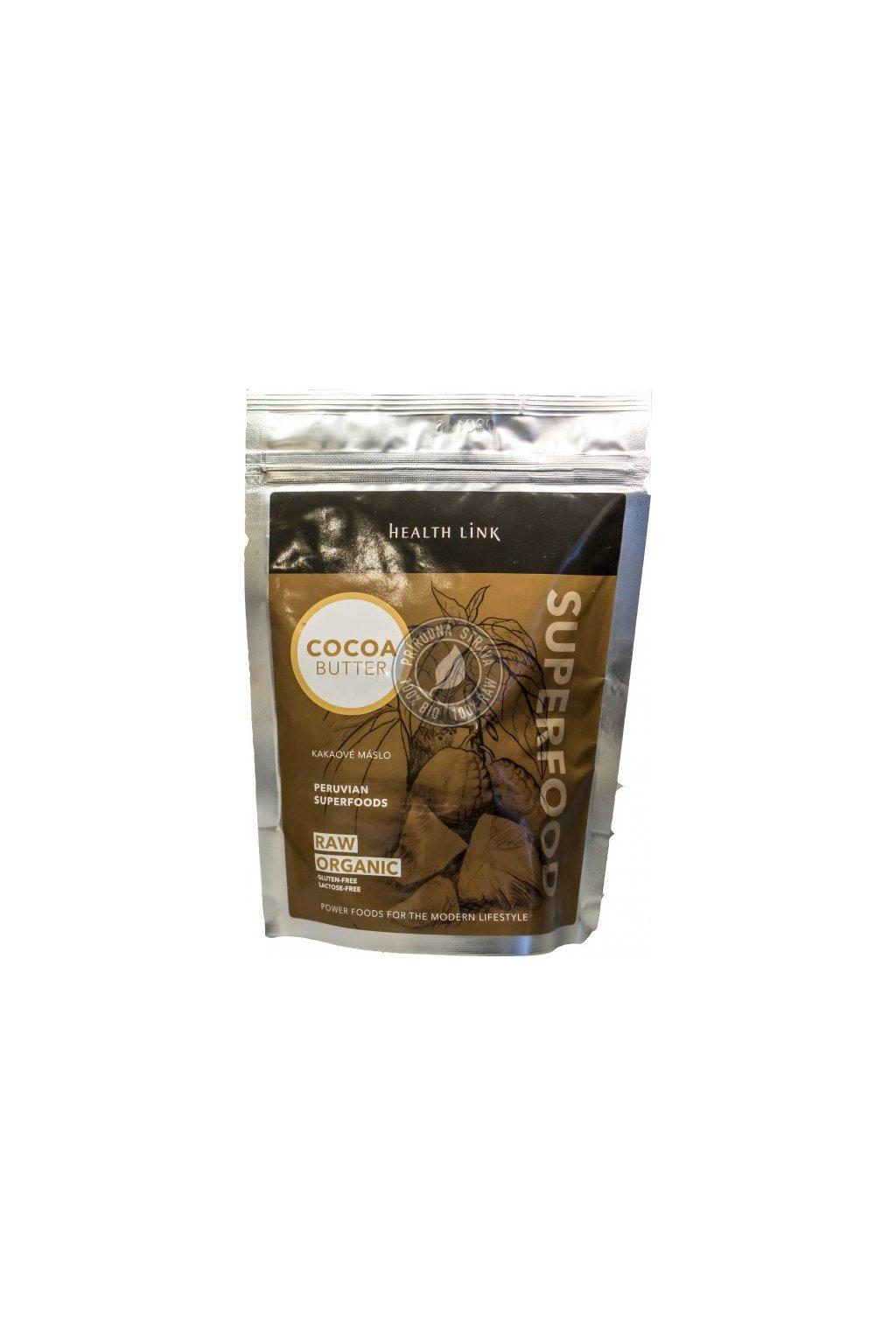 BIO Kakaové maslo - 250 g