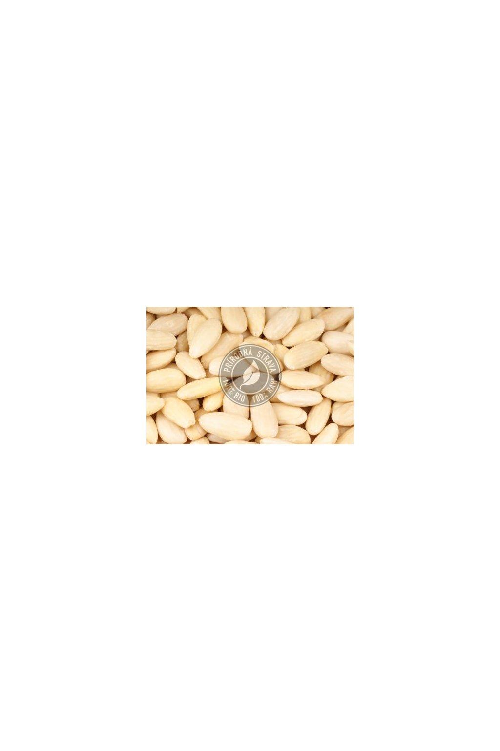 Mandle lúpané, biele jadrá - 500g