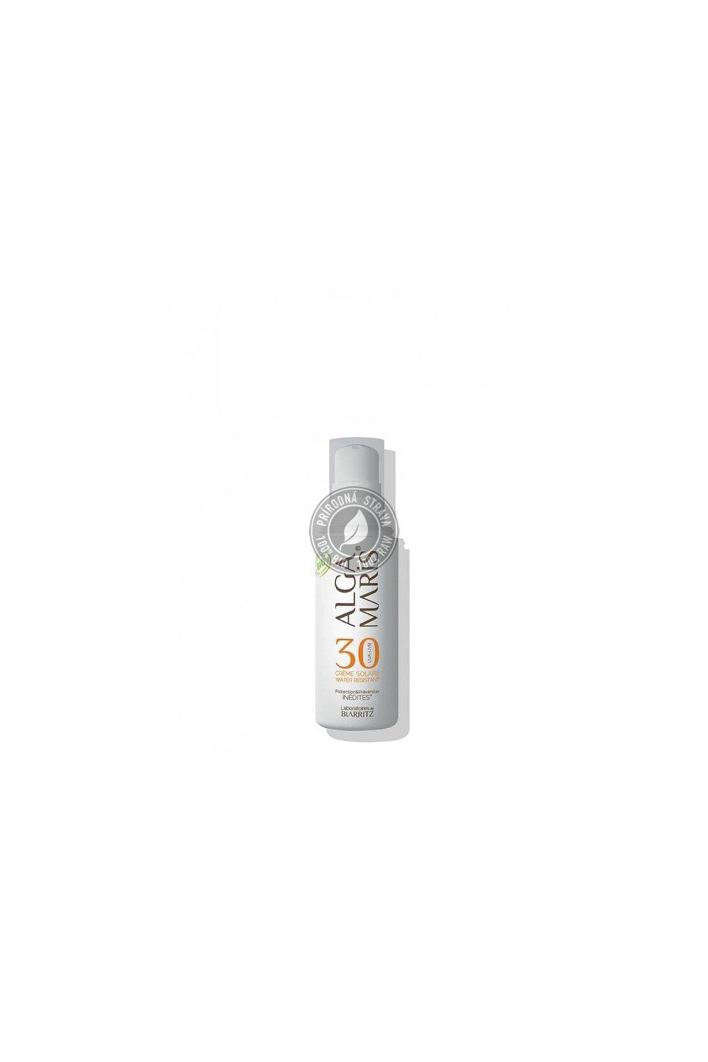 Alga Maris - BIO pleťový krém s faktorom SPF30 - 50 ml