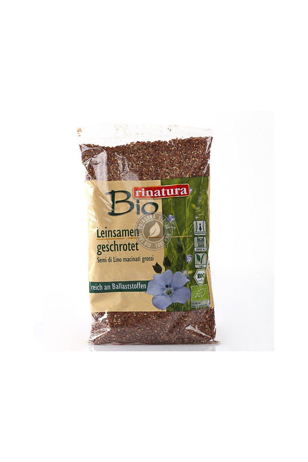 Ľanové semienko drvené BIO - 250g