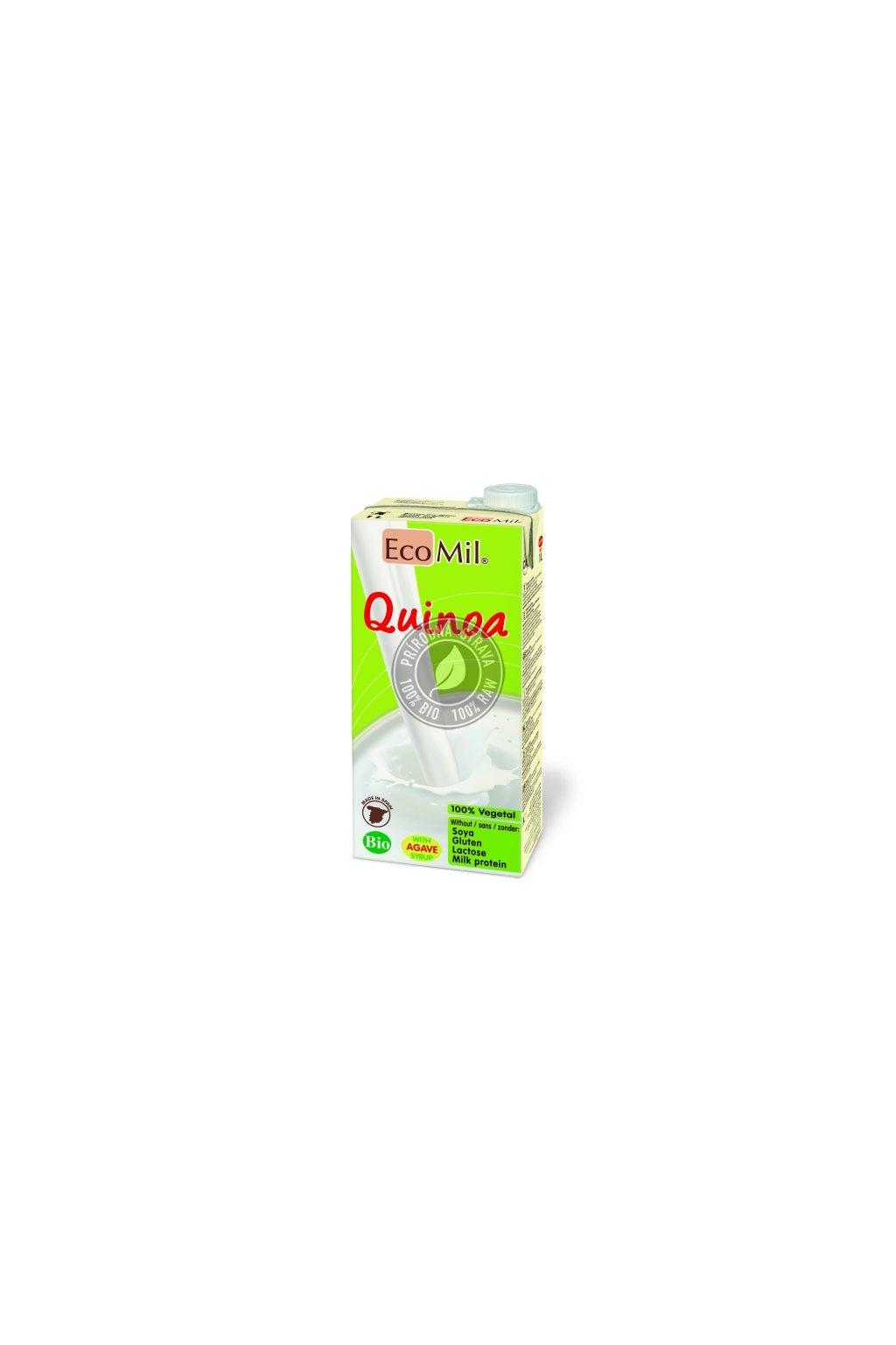 BIO Nápoj z Quinoa EcoMil - 1L