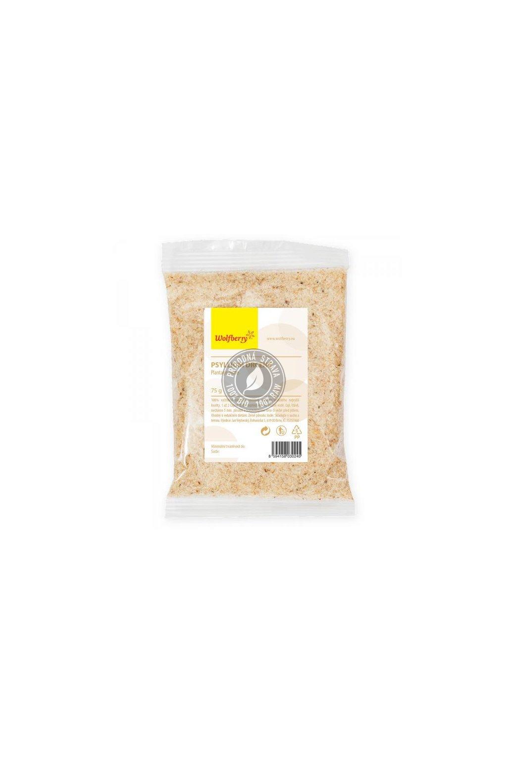 Psyllium drvené - 75 g