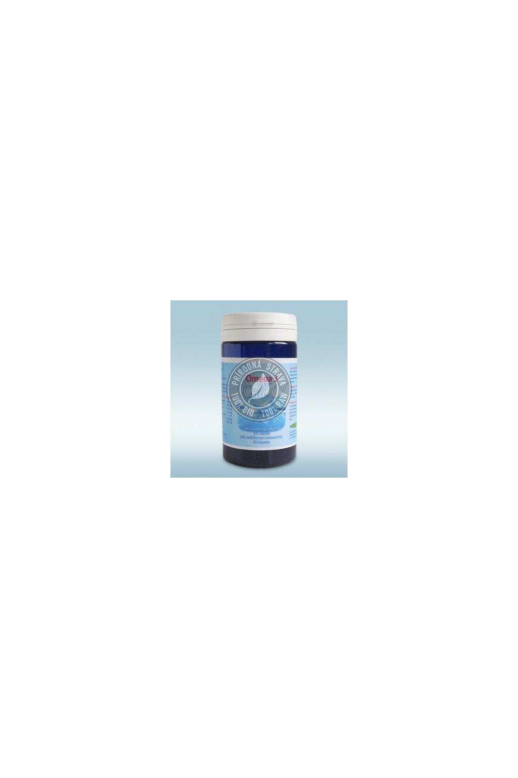 Omega-3 Krill olej s astaxantínom - 300 kapsúl