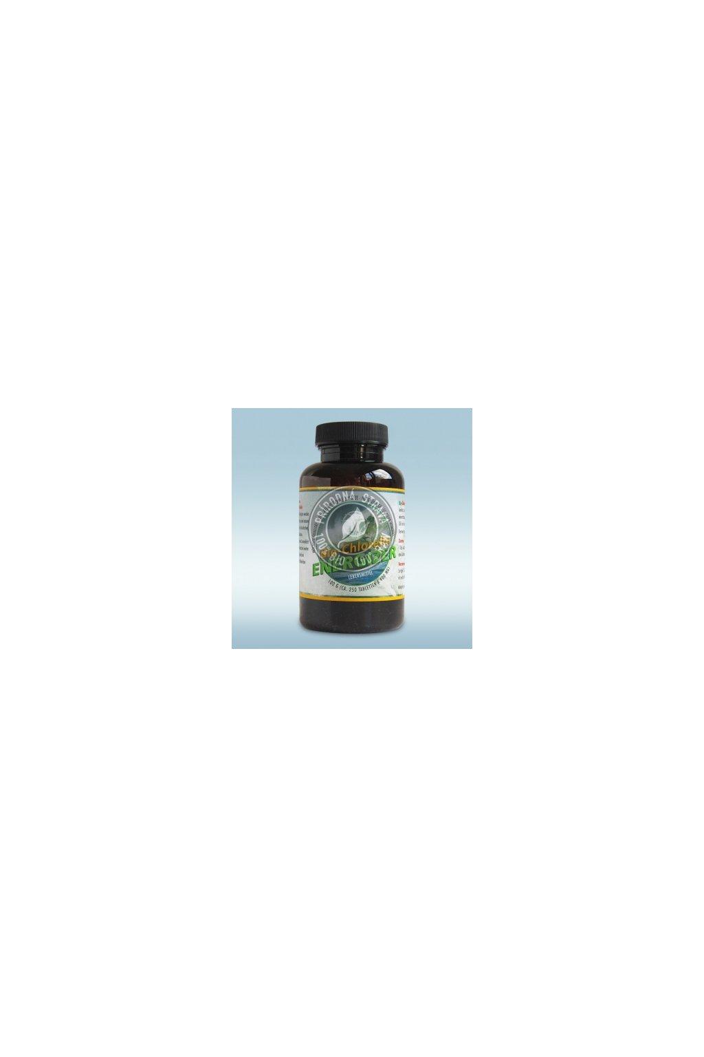 Chlorella Pyrenoidosa BIO - 625 tabliet