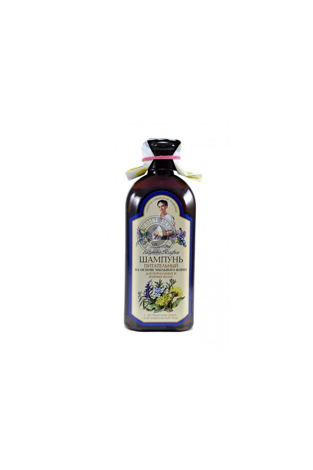 Šampón vyživujúci pre normálne a mastné vlasy 350ml