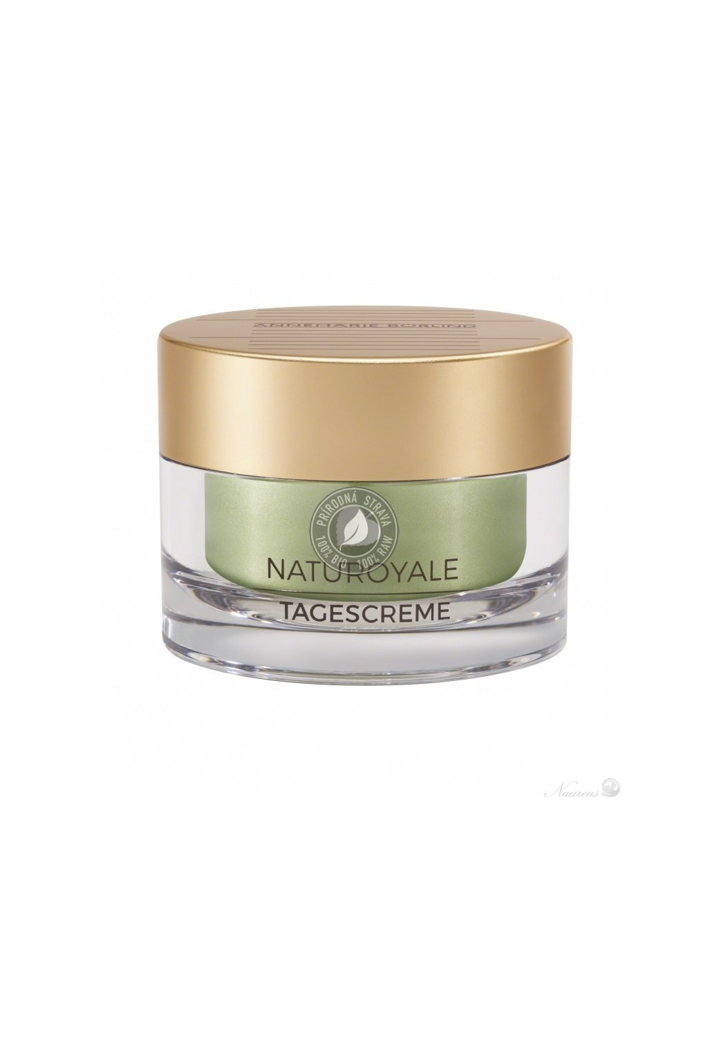 ANNEMARIE BÖRLIND NATUROYALE Day Cream Pressformat 3848 770x770