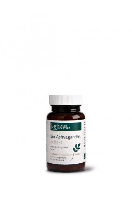 Ashvagandha Extrakt BIO kapsule (58 ks)