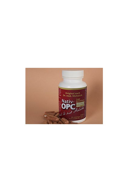 OPC premium Bioperine PRO extrakt - 72 kapsúl