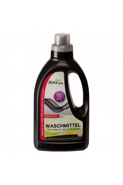 AlmaWin Prací gél na tmavé a čierne prádlo - 750 ml