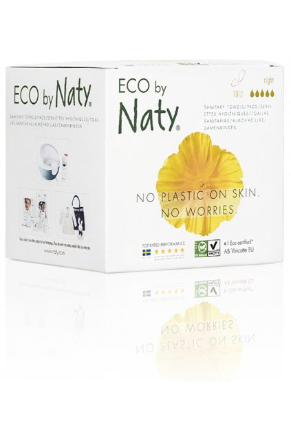 Naty, tenké, vložky, odbúratelné, prírodné, jemné, ekologické, absorbujúce
