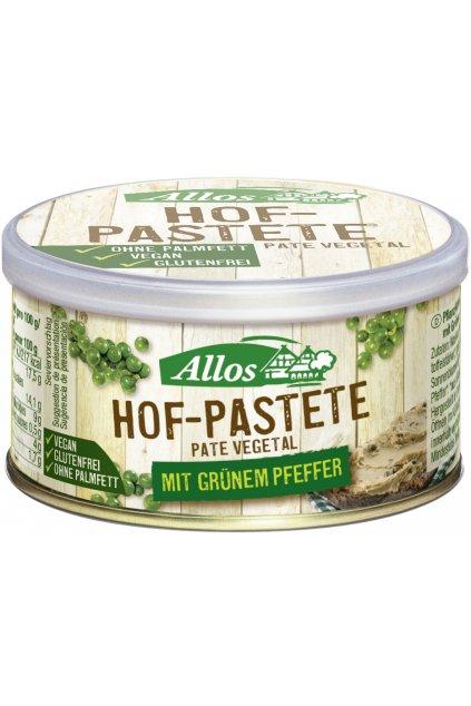Hof Paštéta so zeleným korením BIO - 125g