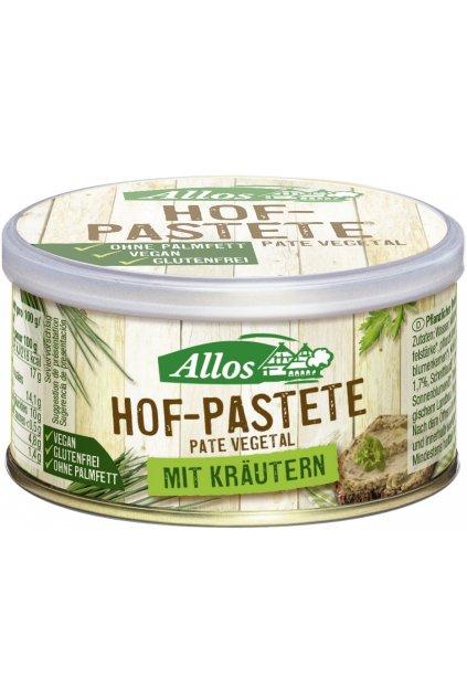 Hof Paštéta bylinková BIO - 125g