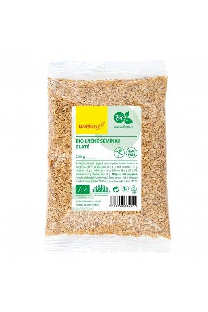 55341 lnene seminko zlate bio 200 g wolfberry 55341
