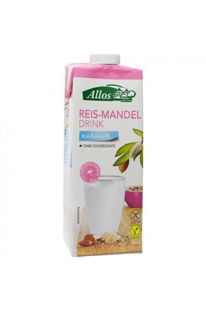 allos reis mandel drink bio 1l pflanzendrink vegan