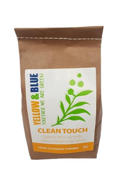 clean touch oplach lahvi pap sacek 1 kg 05390 01 bile samo w